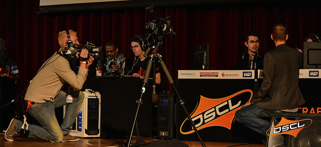 casters-on-stage